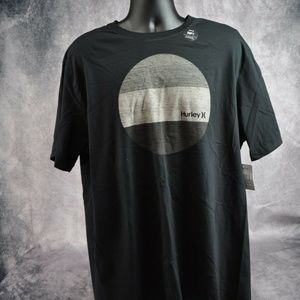 Hurley Shirts - Hurley Men's Premium Short Sleeve Graphic T-Shirt